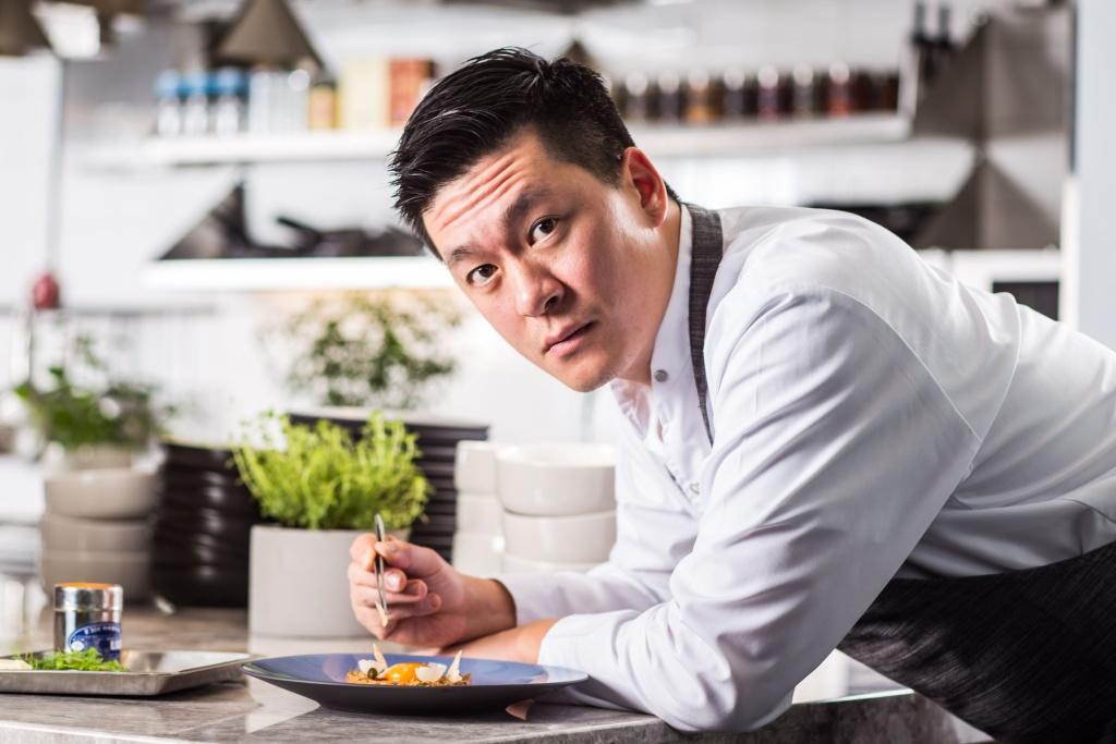 晶華郵輪米其林星級主廚李皞paul Lee