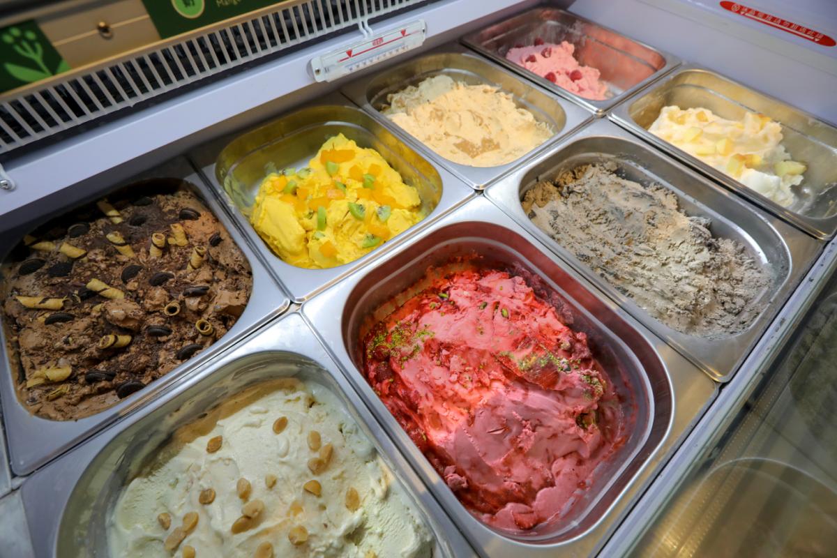 果然匯手工冰淇淋