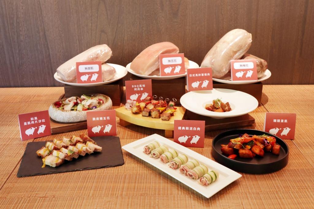 熟豬肉新食材及菜色
