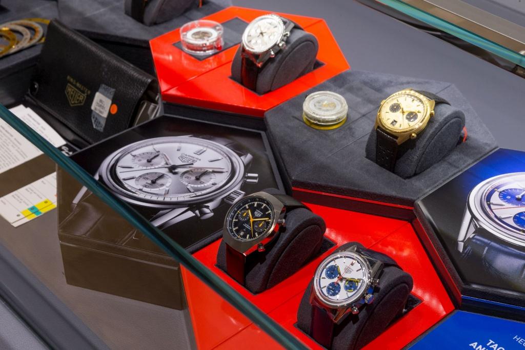 瑞士精品鐘錶品牌tag Heuer泰格豪雅