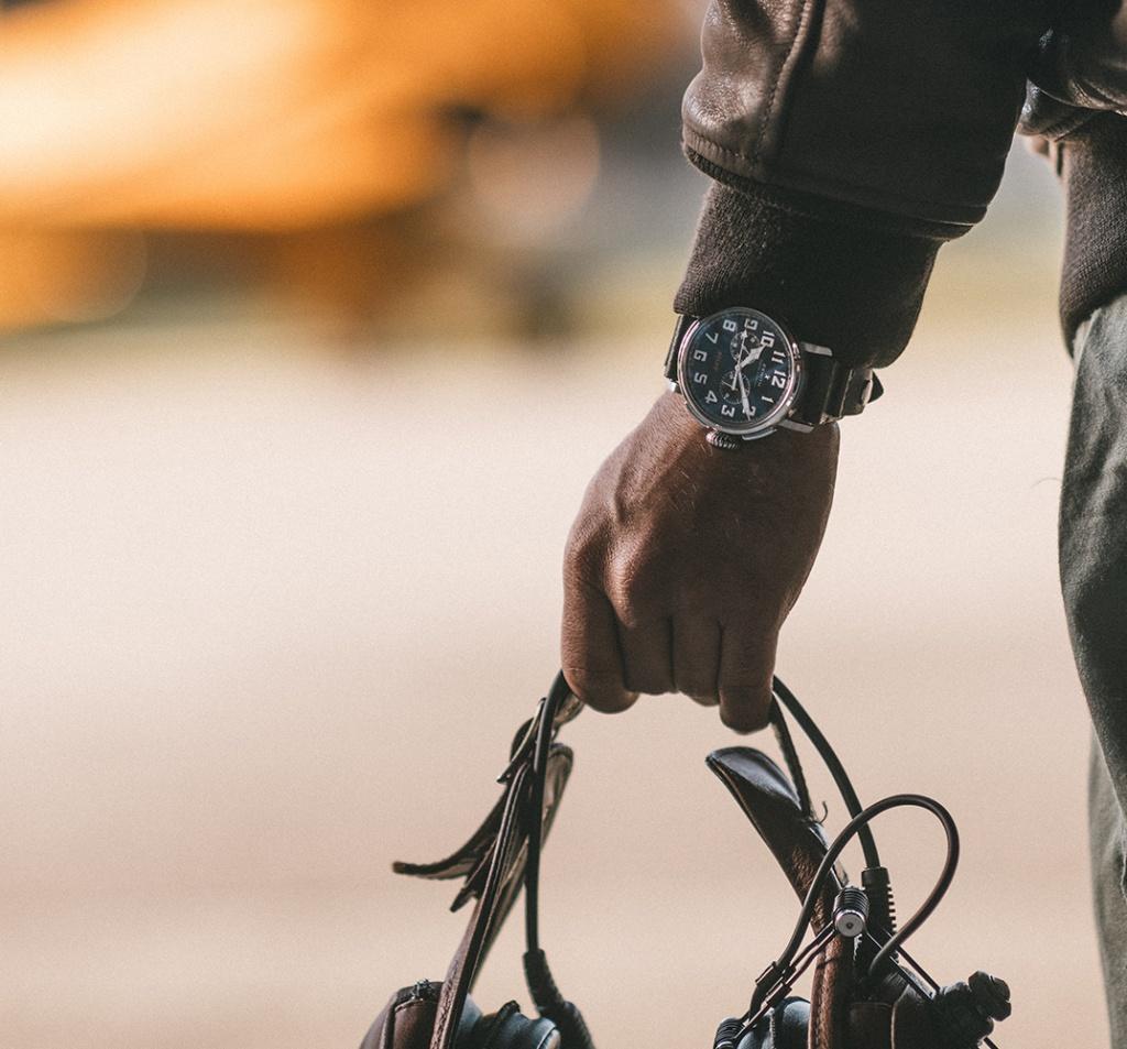 真力時pilot Type 20 Rescue腕錶