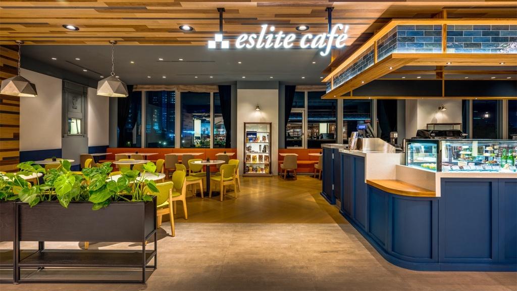 誠品信義店eslite Café