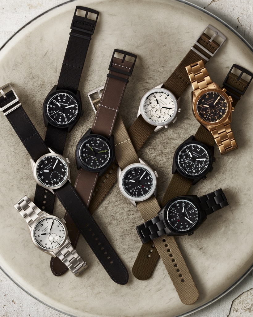 Allsaints The Watch Collection