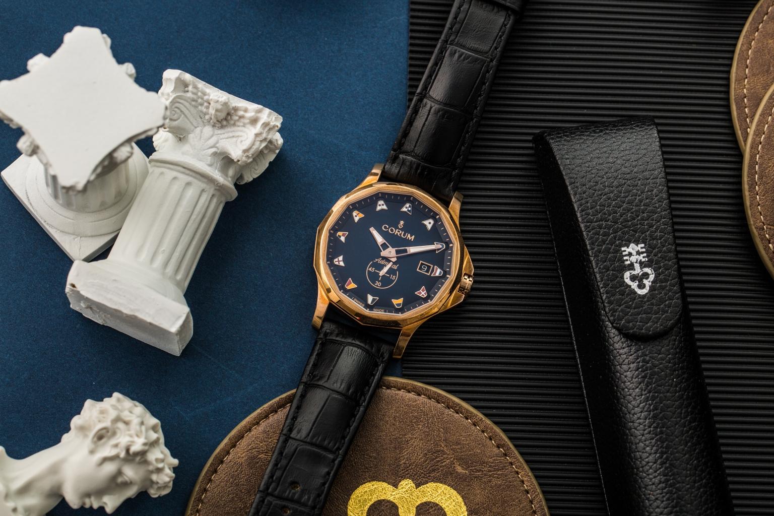 Admiral Legend 42 Bronze海軍上將系列青銅腕錶
