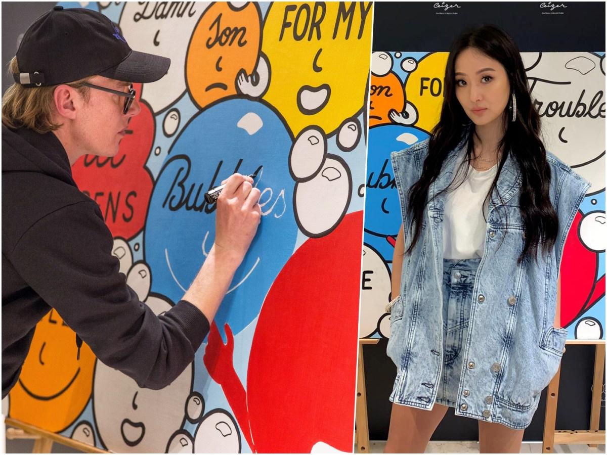 Ceizer & Yun Yun Sun