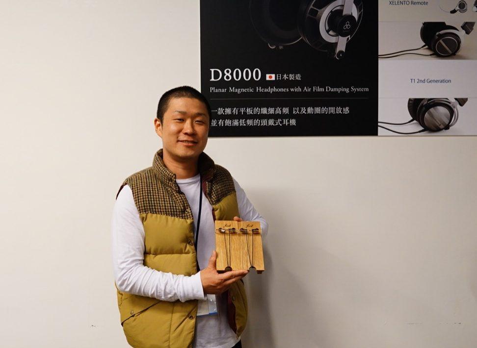 日本耳機名廠 final 營業部長工藤岳 透露E2000、3000系列暢銷的祕密