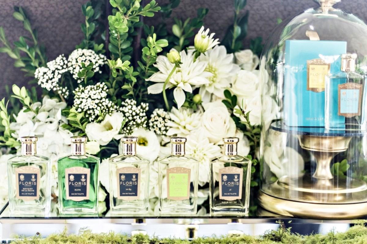 Floris London的香水受皇室成員愛用,伊莉莎白女王二世、查爾斯王子、凱特王妃皆為愛好者