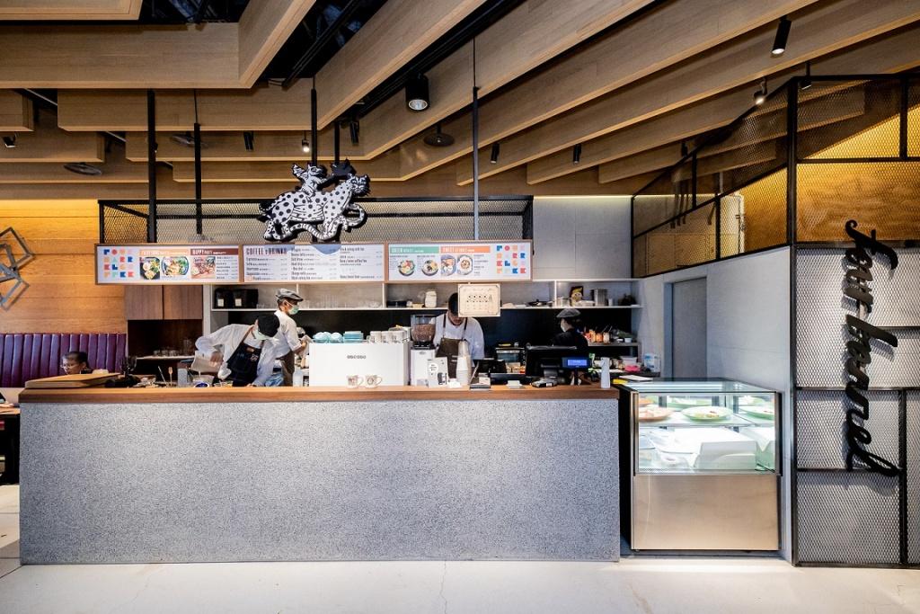 Four Barrel Coffee四桶咖啡海外首店全新開幕