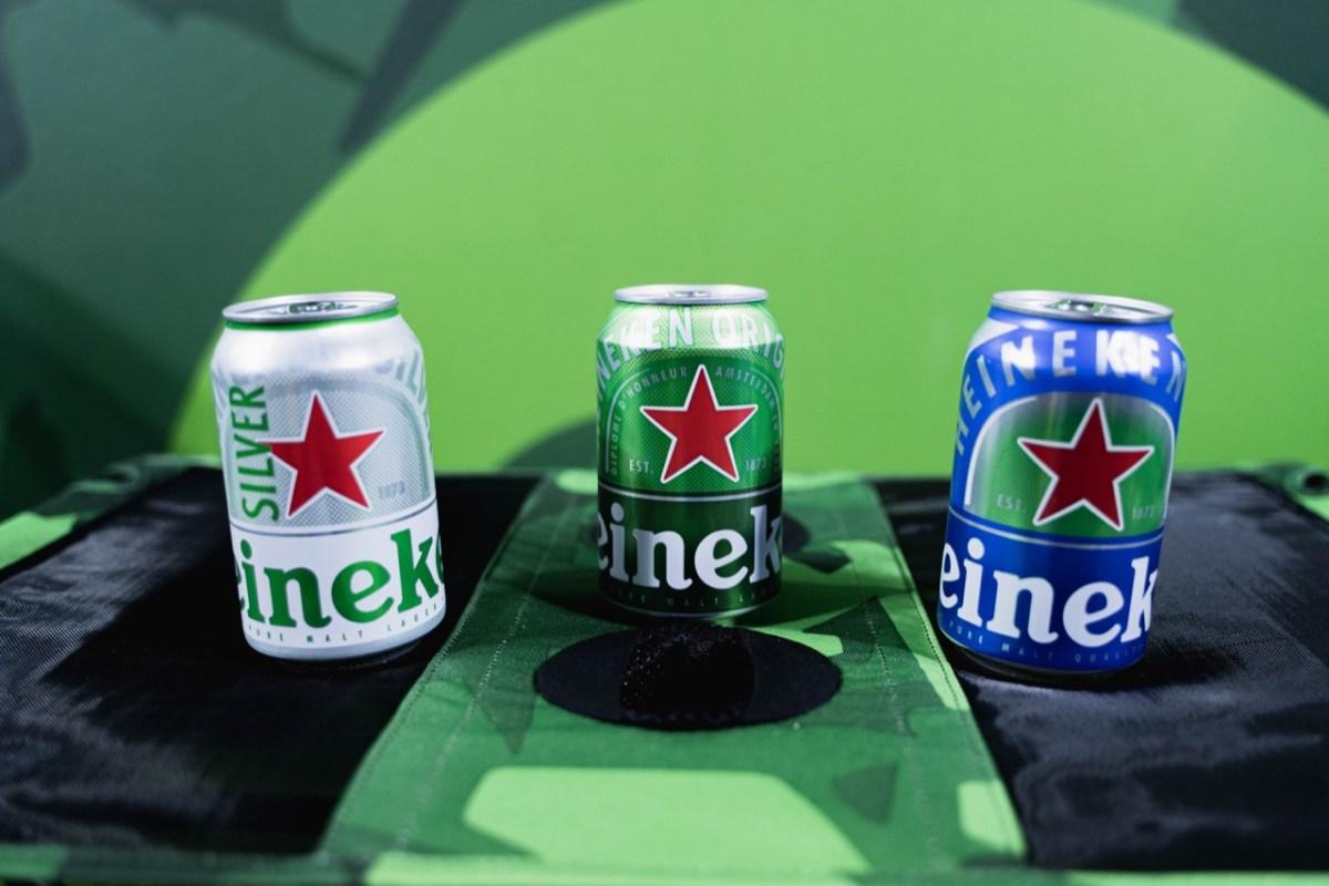 Heineken X Helinox聯名系列14