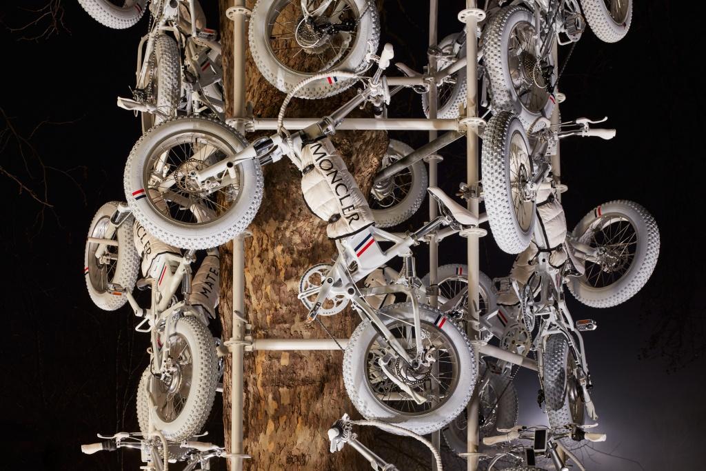 Moncler Mate.bike