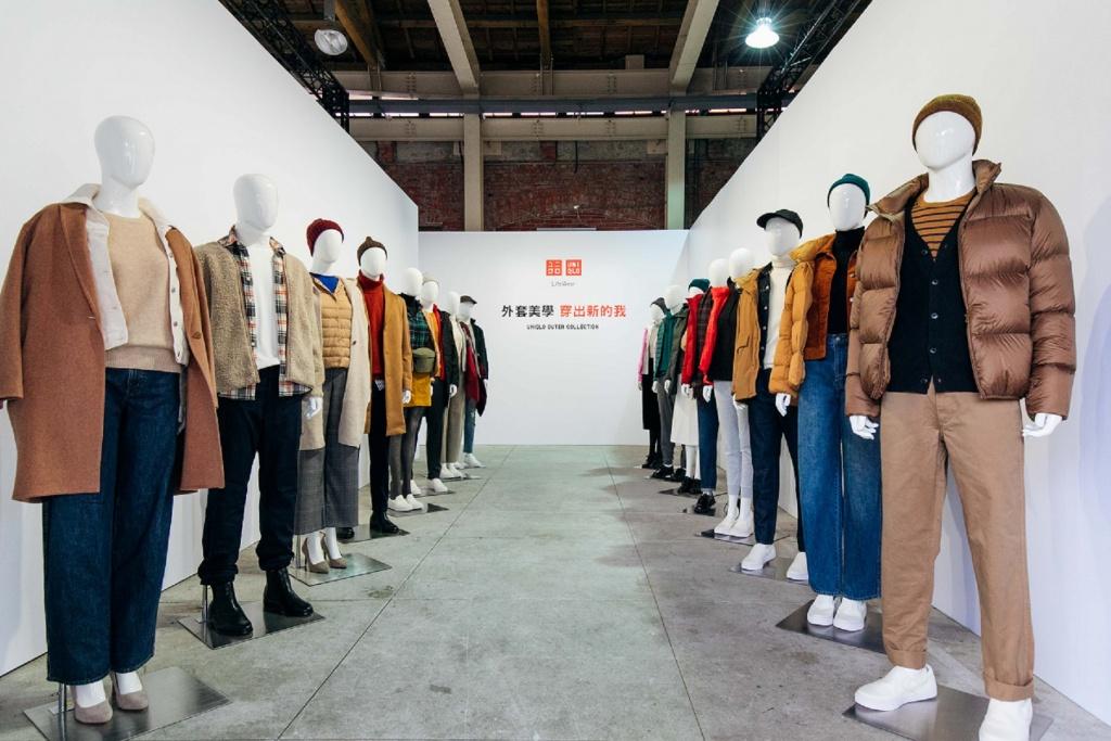 Uniqlo全新推出「外套美學,穿出新的我」的穿搭提案,公開uniqlo十大明星風格外套。