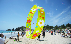 Amazing Kites at Bermuda's KiteFest!