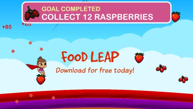 SKNBerries Food Leap