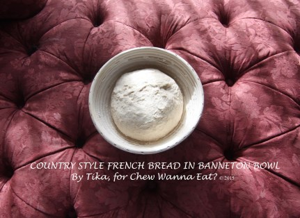 Country Style French Bread