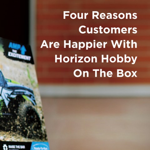 Horizon Hobby Trade Ad Series