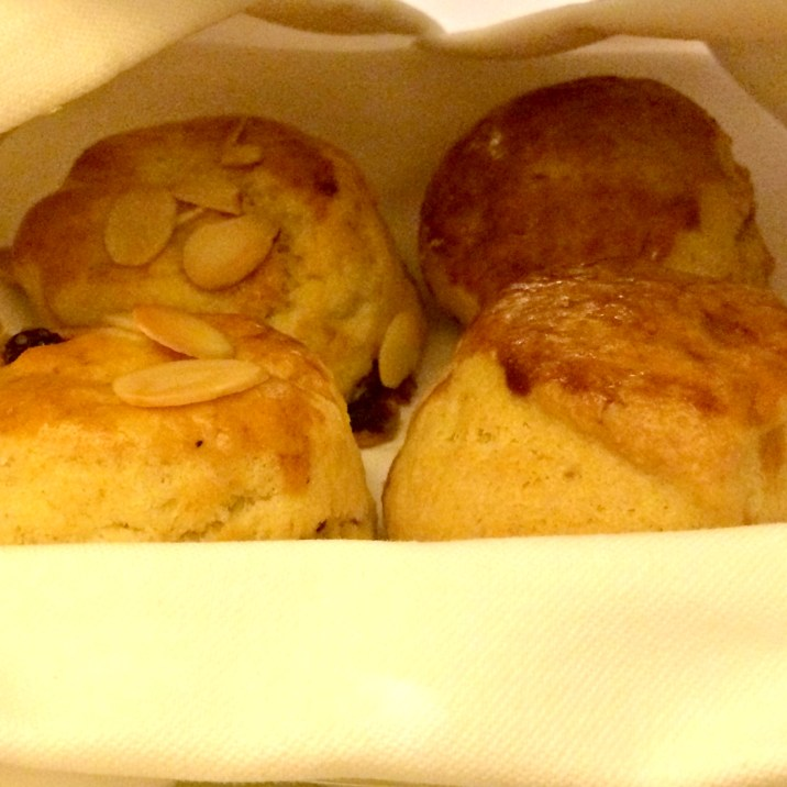[Adorable scones, tucked away]