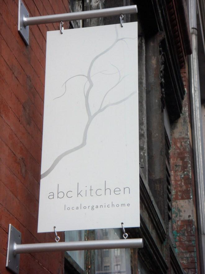 ABC Kitchen Front