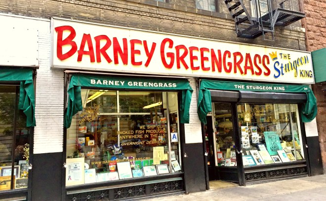 Barney Greengrass6