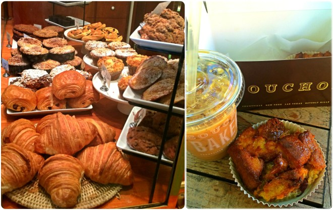 Bouchon baked goods