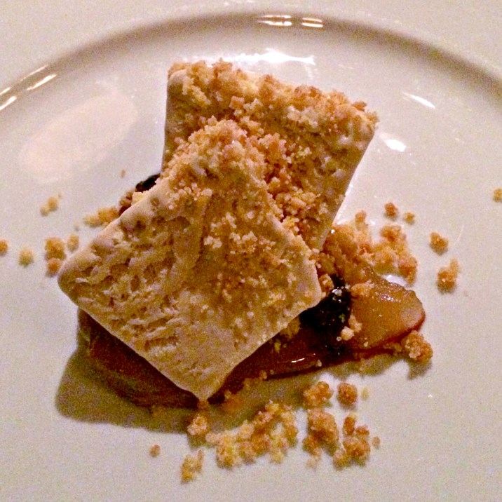 Butterscotch Semifreddo