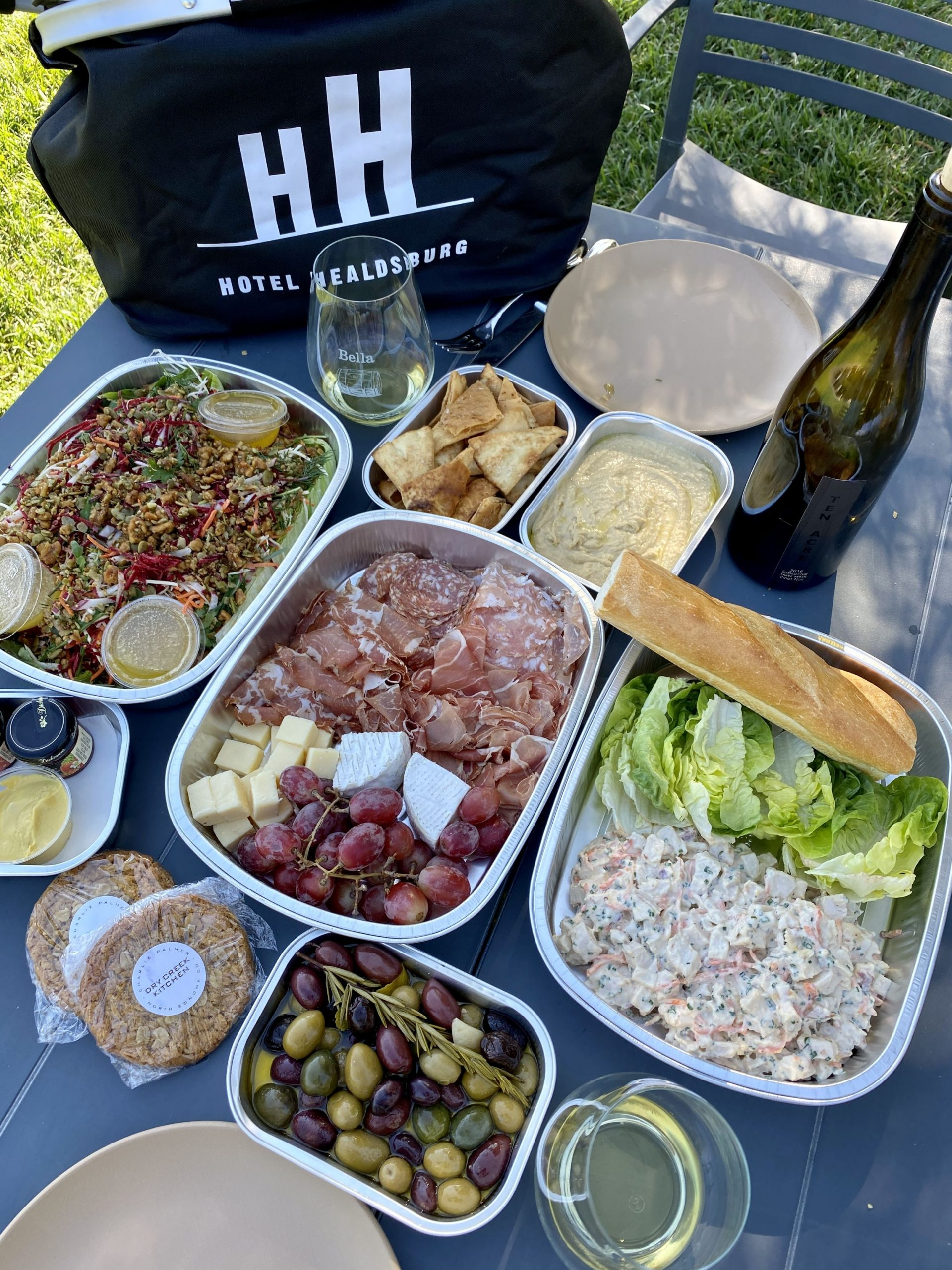 Picnic at Bella Winery