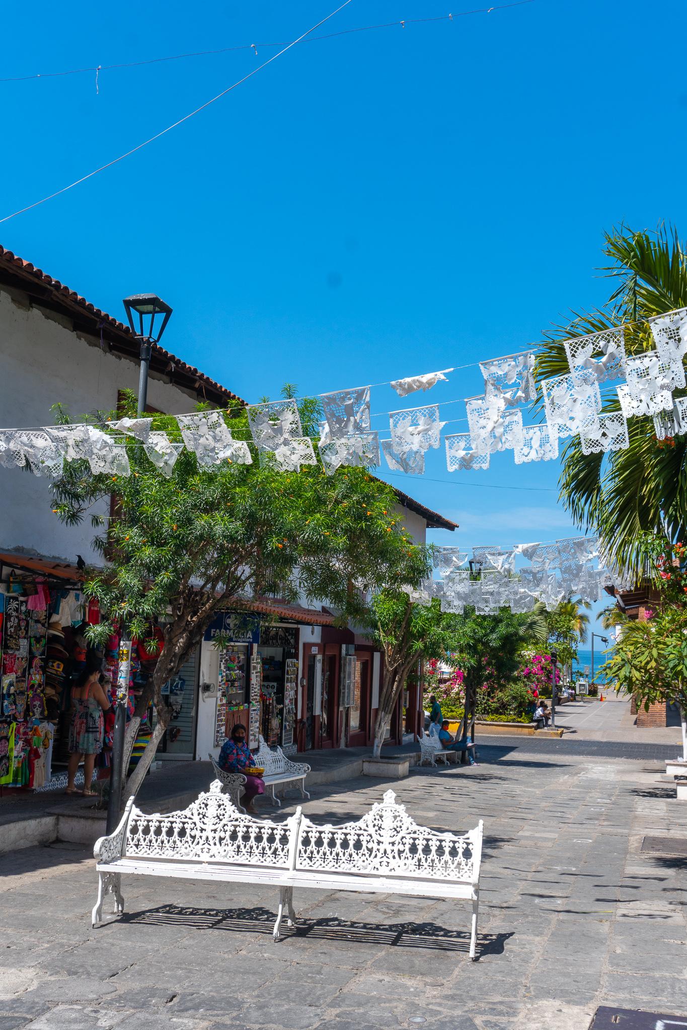 Exploring the vibrant city of Puerto Vallarta, Mexico.