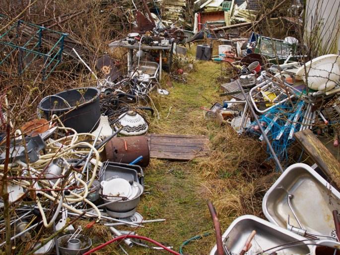 scrap metal hauling cheyenne www.cheyennehauling.com