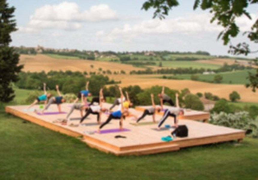 5 Senses Yoga & Cleanse Retreat in France
