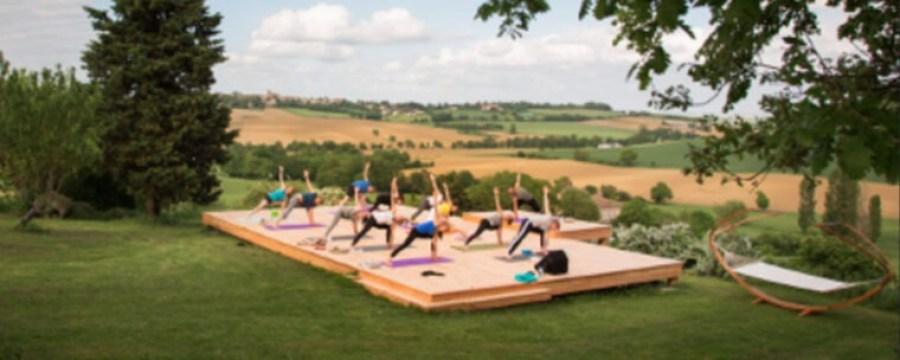 5 Senses Yoga & Cleanse Retreat in France