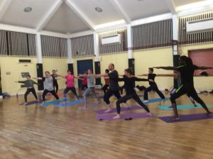ChART Saturday morning Yoga @ W.G. Grace | England | United Kingdom