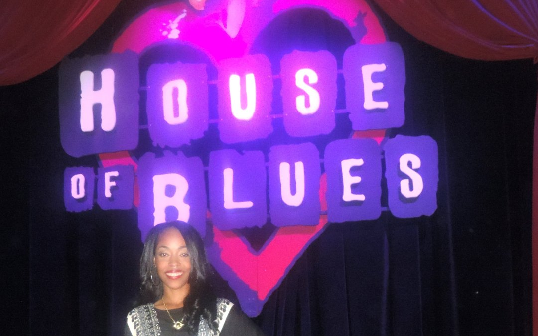 Chezale plays House of Blues San Diego (1/20/16)