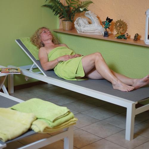Notre espace détente, ChezAstrid.ch - Espace Santé à Marin