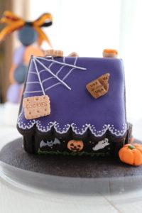 horrorhouse, halloween, ホラーハウス, ハロウィン, icingcookie, アイシングクッキー