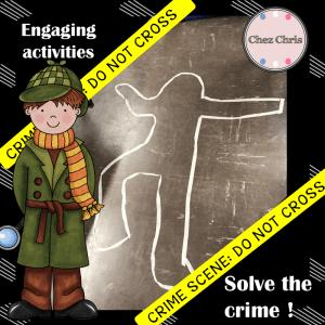 Crime Scene: anatomie d'un cours