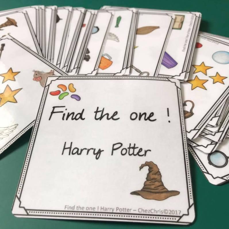 Thématique: Harry Potter