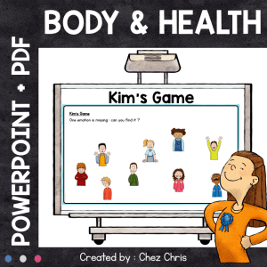 Kim's Game – Body and Health