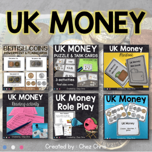 UK Money – Complete lesson