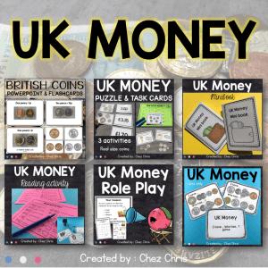 UK Money – Complete lesson