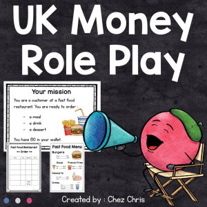UK Money – Role Play