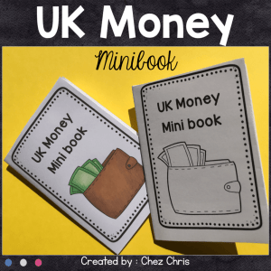 UK Money – Minibook