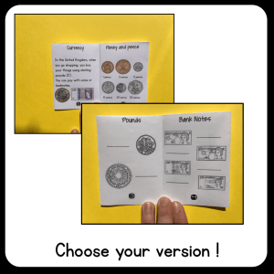 UK Money – Minibook