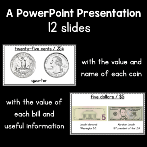 US Money – Presentation