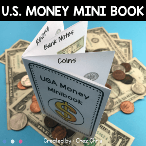 US Money – Minibook