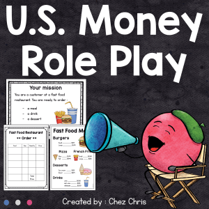 US Money – Role Play