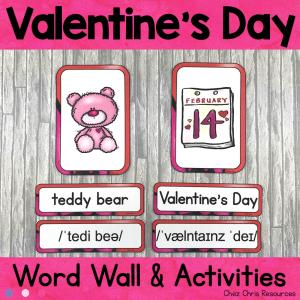 February : Valentine's Day