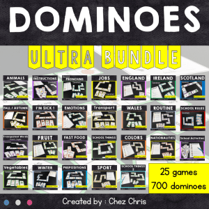 Dominoes ULTRA BUNDLE