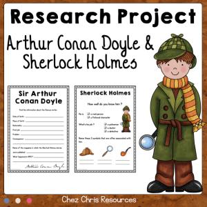 Mini Research Project : Arthur Conan Doyle & Sherlock Holmes