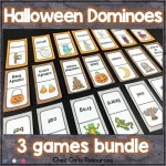 image de couverture du bundle consacré aux dominos d'Halloween