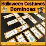 image de couverture de la ressource : les dominos - les costumes d'Halloween