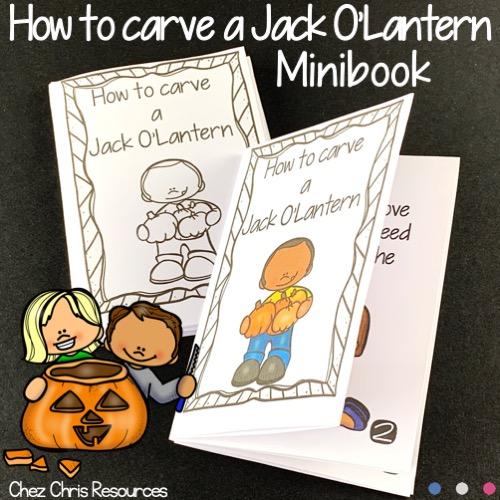 comment découper une citrouille pour Halloween et réaliser une Jack o'lantern